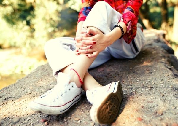 Sneakers blancs pour femme : histoire des sneakers