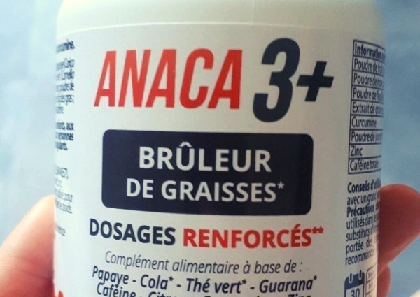 Anaca3 brûleur de graisse