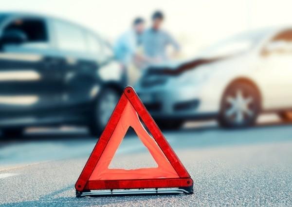 sinistre/accident routier