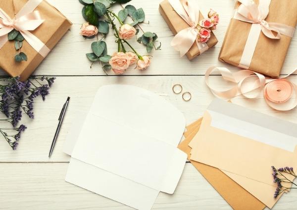 wedding planner nice : invitations mariage distribution